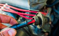 Высоковольтный кабель подключение